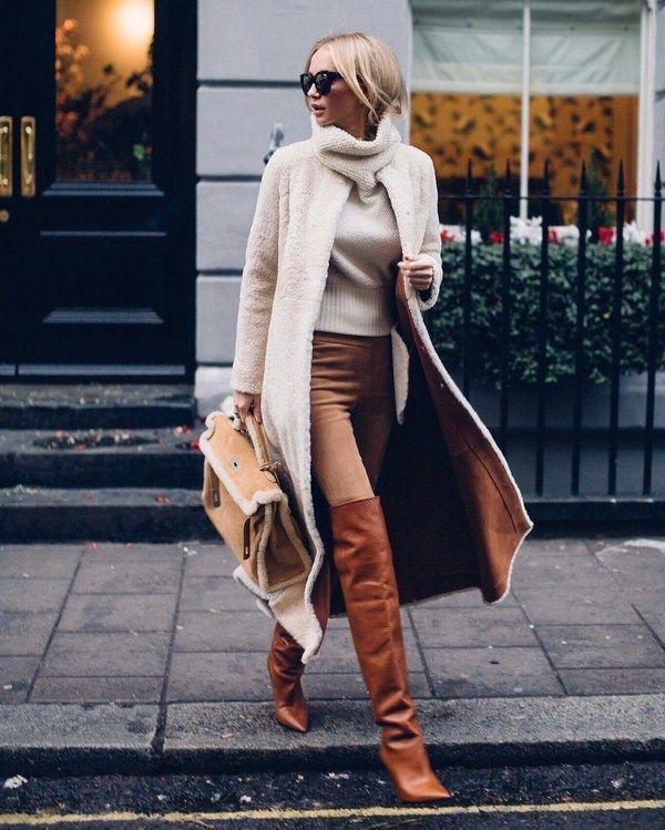 Street Fashion Street Style Herbst-Winter 2019-2020: Foto-Ideen von Bildern  #Bildern #Fashio... #trendystreetstyle