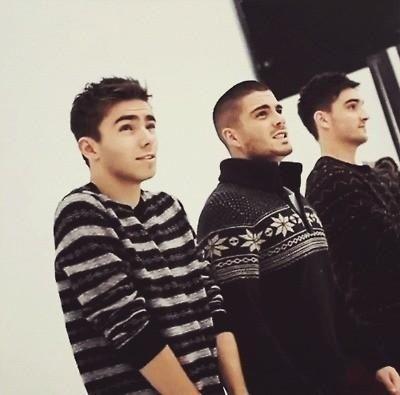 Christmas sweaters :)
