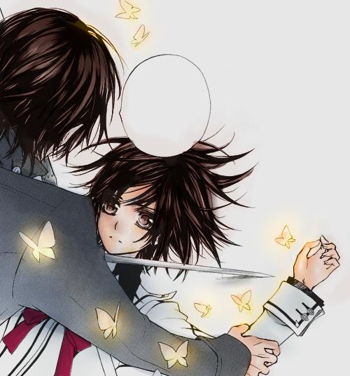 Vampire Knight - Kaname and Yuuki | Anime/Manga | Pinterest