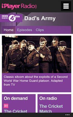 BBC iPlayer Radio app finally released on Windows Phone
