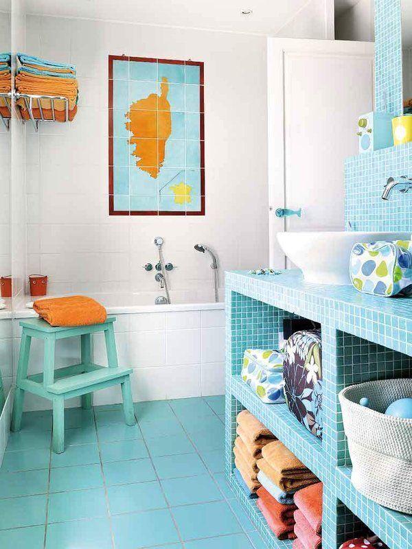 Decoración baño infantil | Pretty bathrooms cottage | Pinterest ...