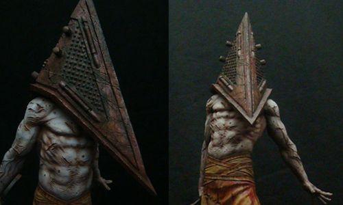 Pyramid Head Silent Hill Silent Hill Pyramid Head Red Pyramid