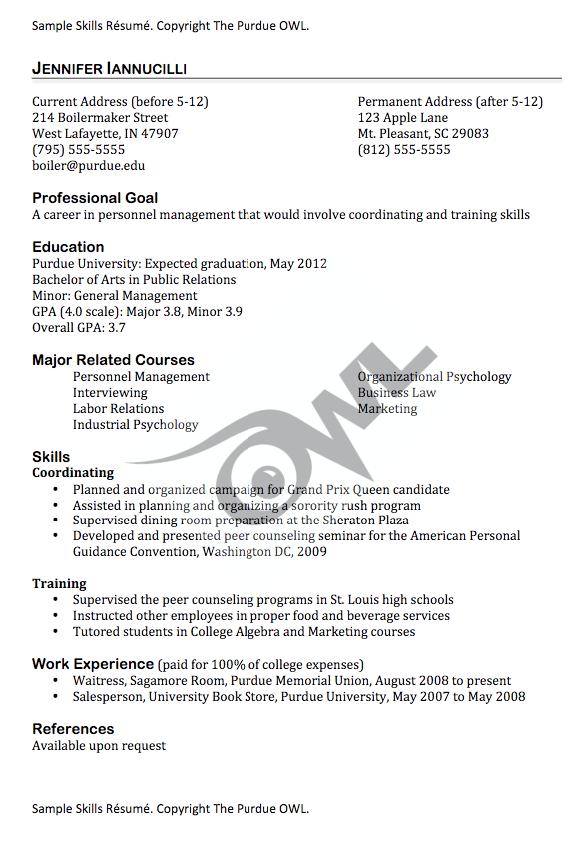 Sample Skills For Resume Wireline Operator Resume Skills  Httpresumesdesign