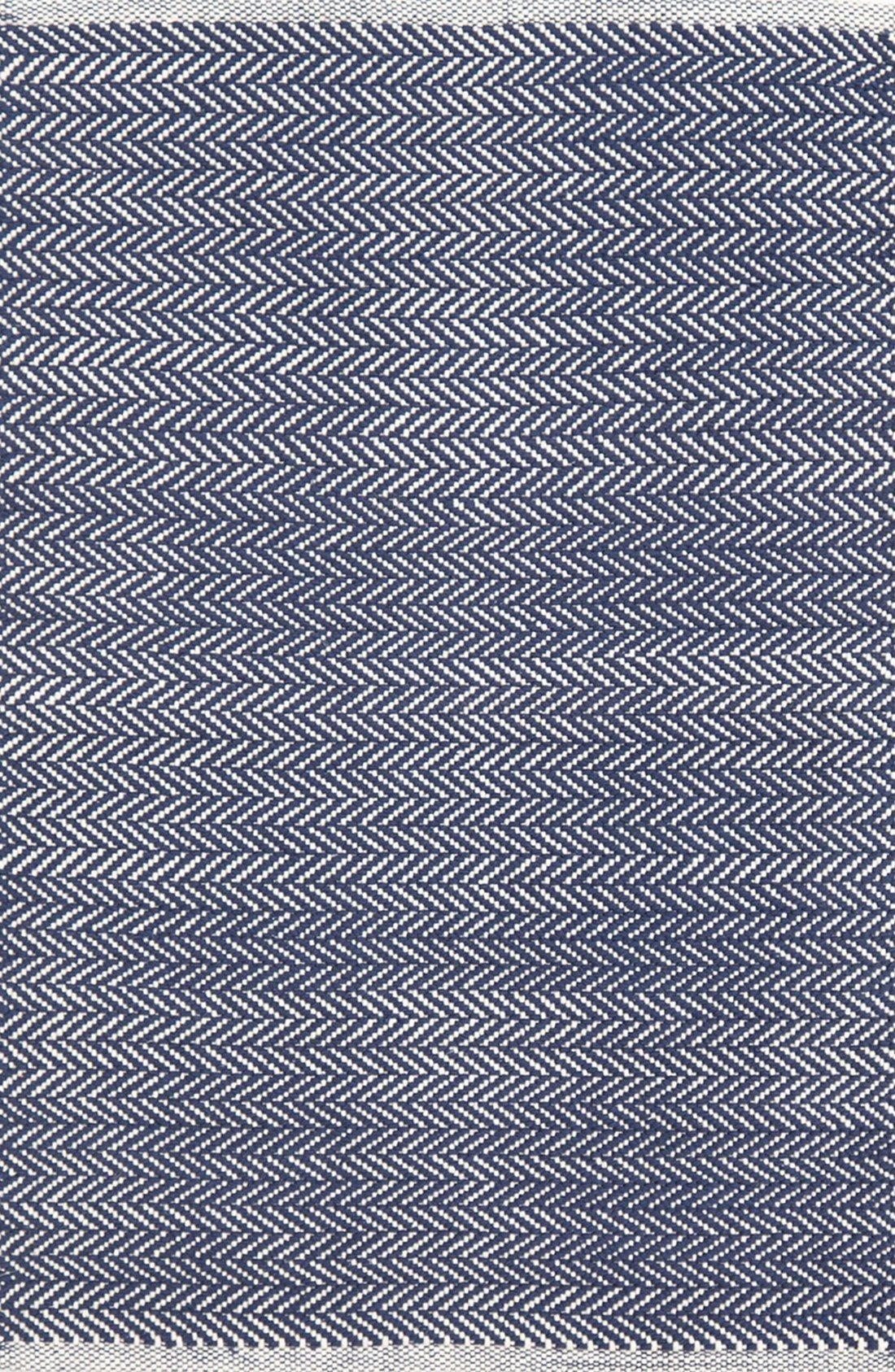 Dash Amp Albert Herringbone Rug Cotton Area Rug