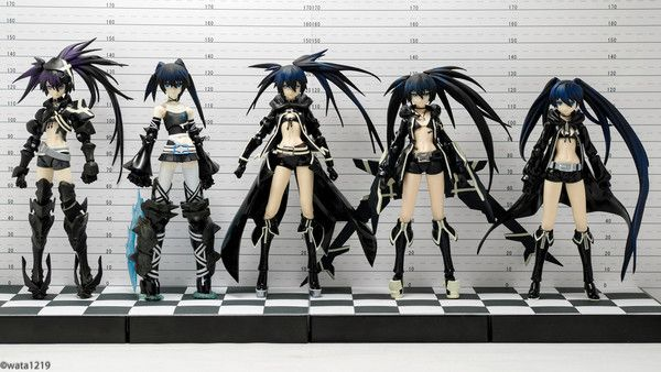 Pictures BRS Height Chart
