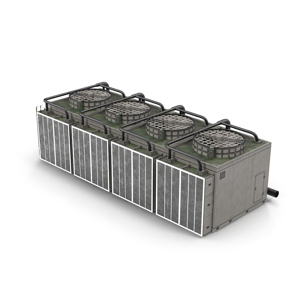 Rooftop Air Conditioner Unit Air Conditioner Units Cooling Unit The Unit