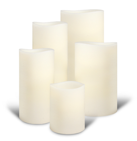 Enjoy Lighting Flameless Candles