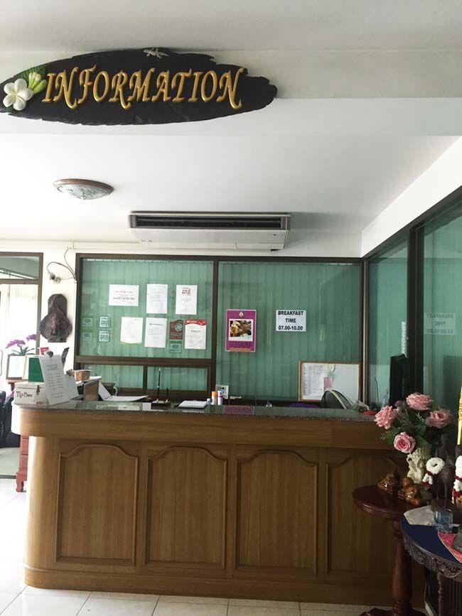 Silver Gold Garden Suvarnabhumi Airport Hotel Review Bangkok