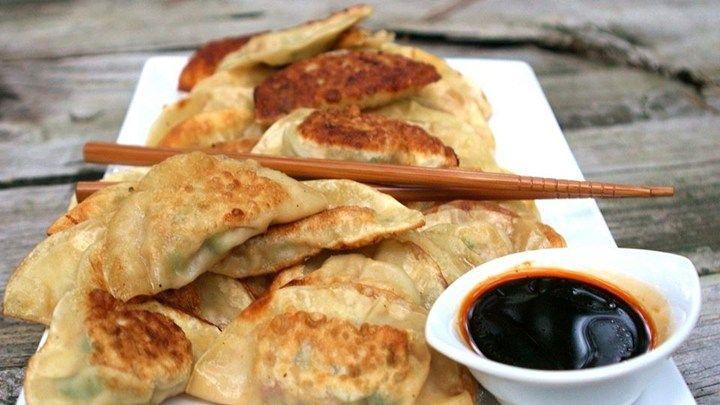how to make chinese stuffed dumplings
