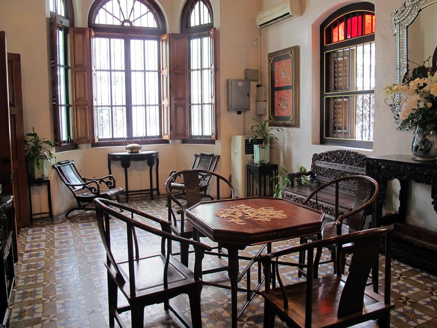Pinang Peranakan Mansion room Asian Furniture, Timber Furniture, Mansion  Rooms, Ghost Bride,