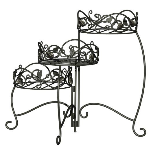 Amazon Com Panacea Products 3 Tiered Folding Scroll And