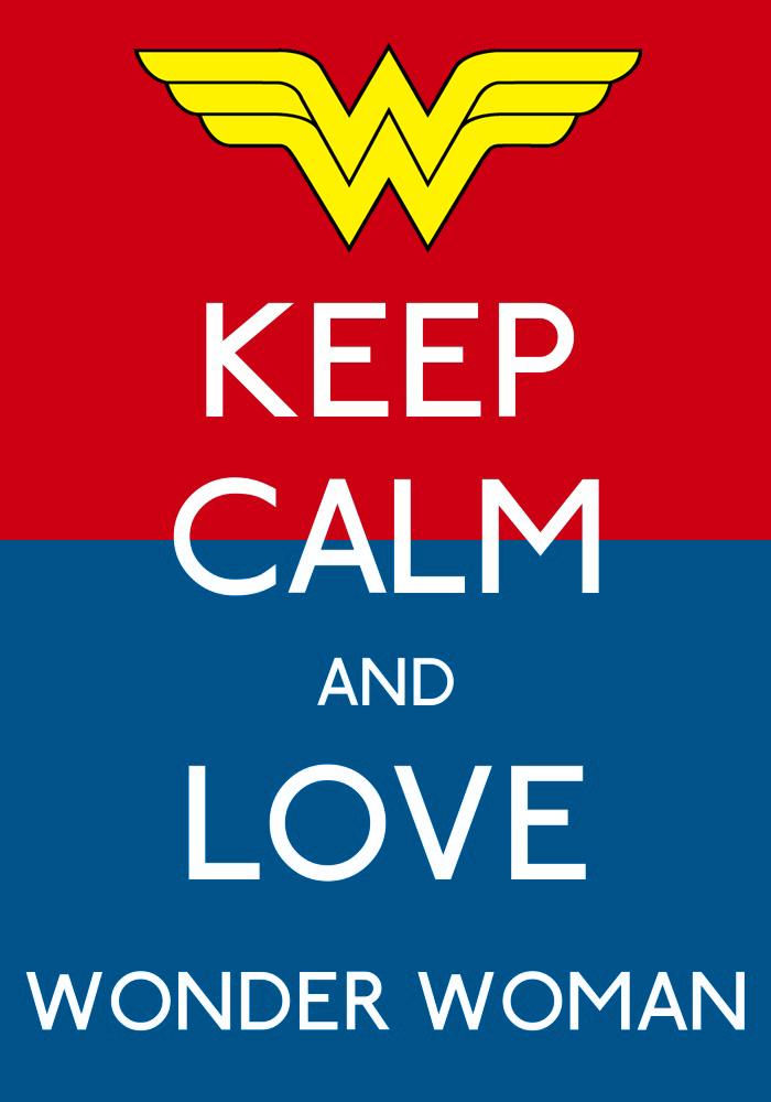 For those who are big fans of Wonder Woman... ENJOY! Wonder Woman (c) DC Comics