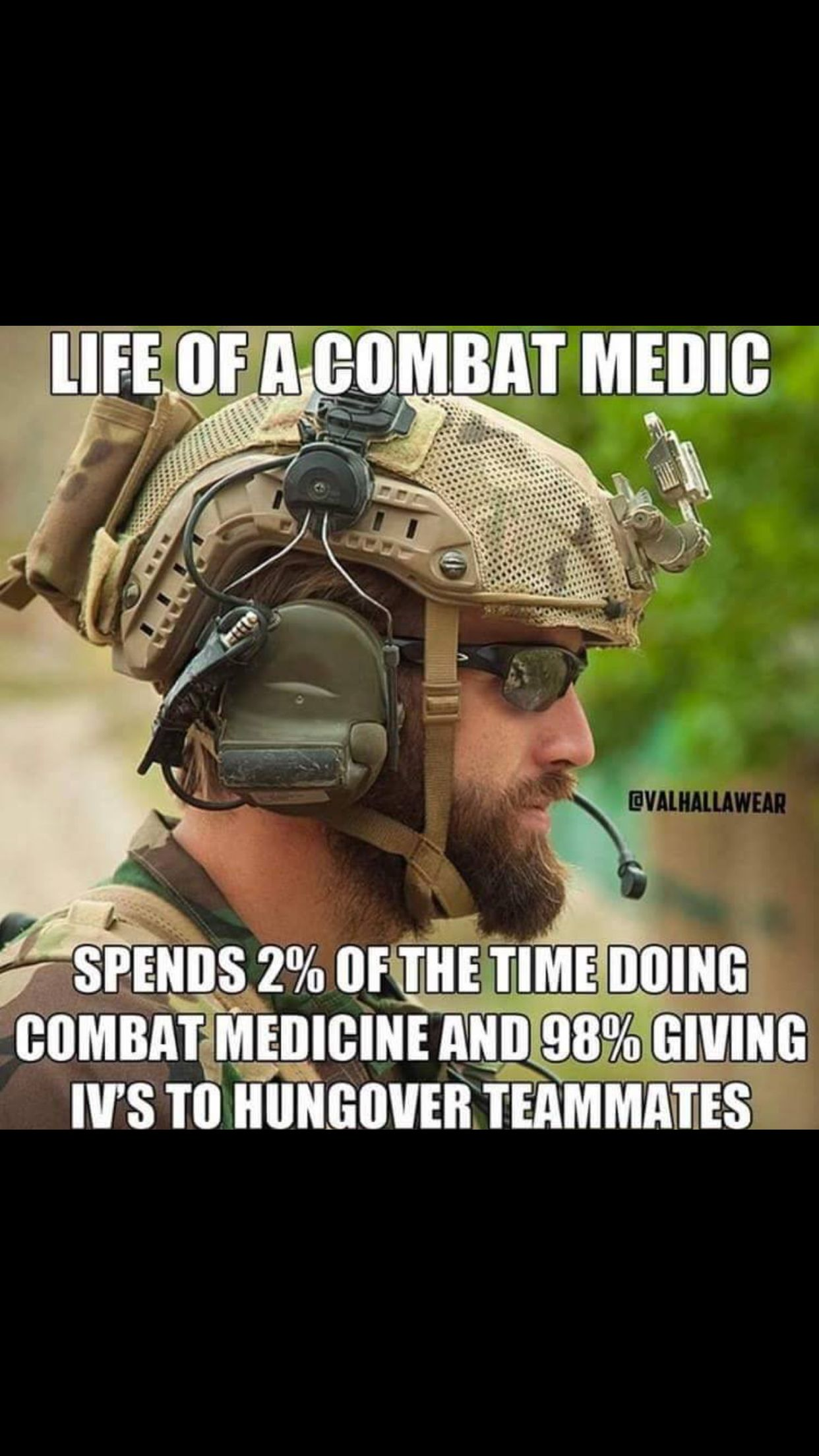 My Son S Future Ha Combat Medic Army Medic Military Quotes