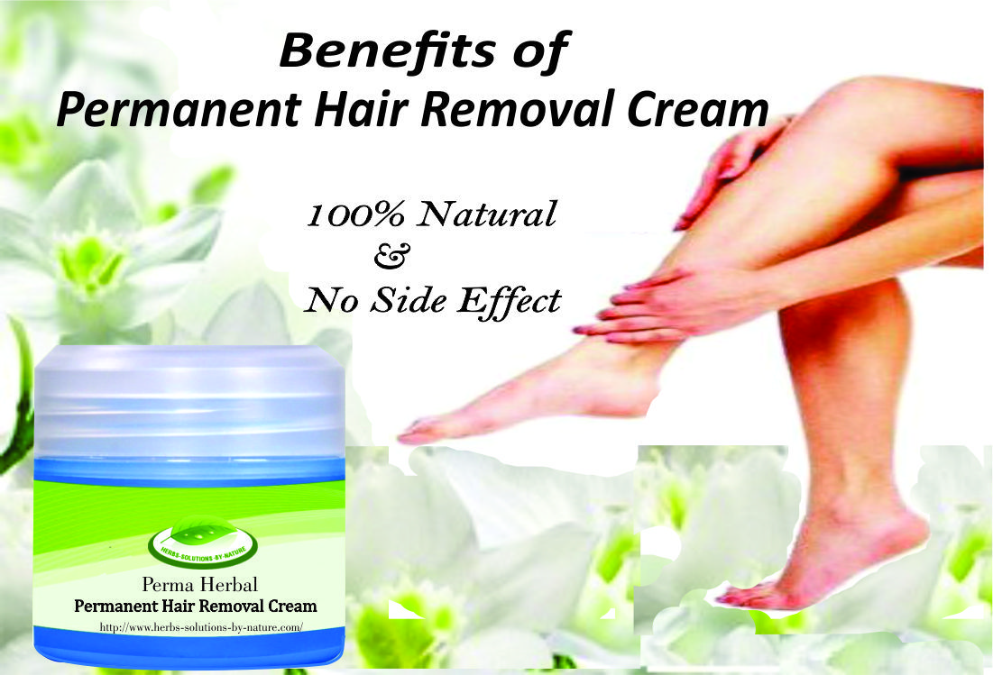 Benefits of Using A Permanent Hair Removal Cream  Permanent Hair