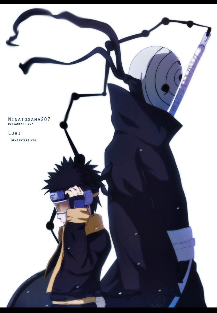 Whom did you a Obito!... by MinatoSama207 on