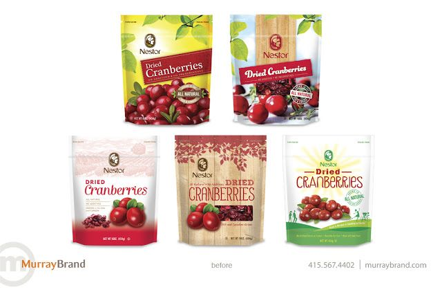 Packaging of the World: Creative Package Design Archive and Gallery: Nestor Dried Fruits