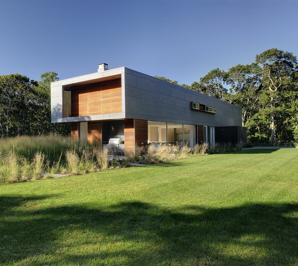 Pryor Residence By Bates Masi Architects Houses House Design - Open-air-sculpture-residence-by-marek-rytych-architekt