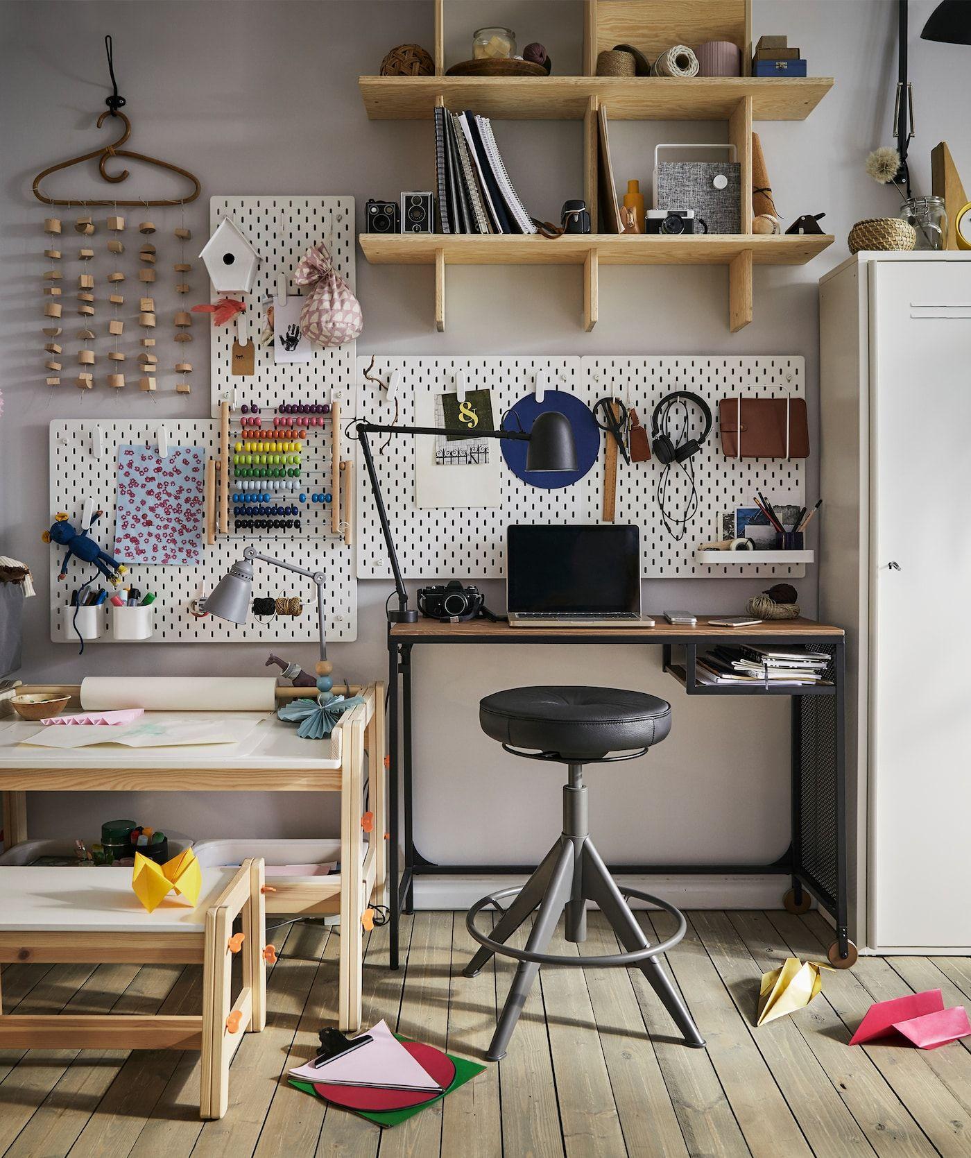 Nápady, ako ušetriť miesto v malej otvorenej domácnosti