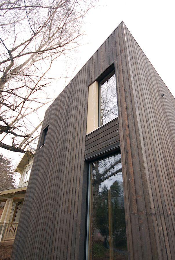 Stained Cedar Siding Vertical Siding Cedar Siding And