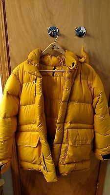 98932b45605e Vintage THE NORTH FACE Mens Down Jacket Parka CLASSIC HIMALAYAN Mens Large