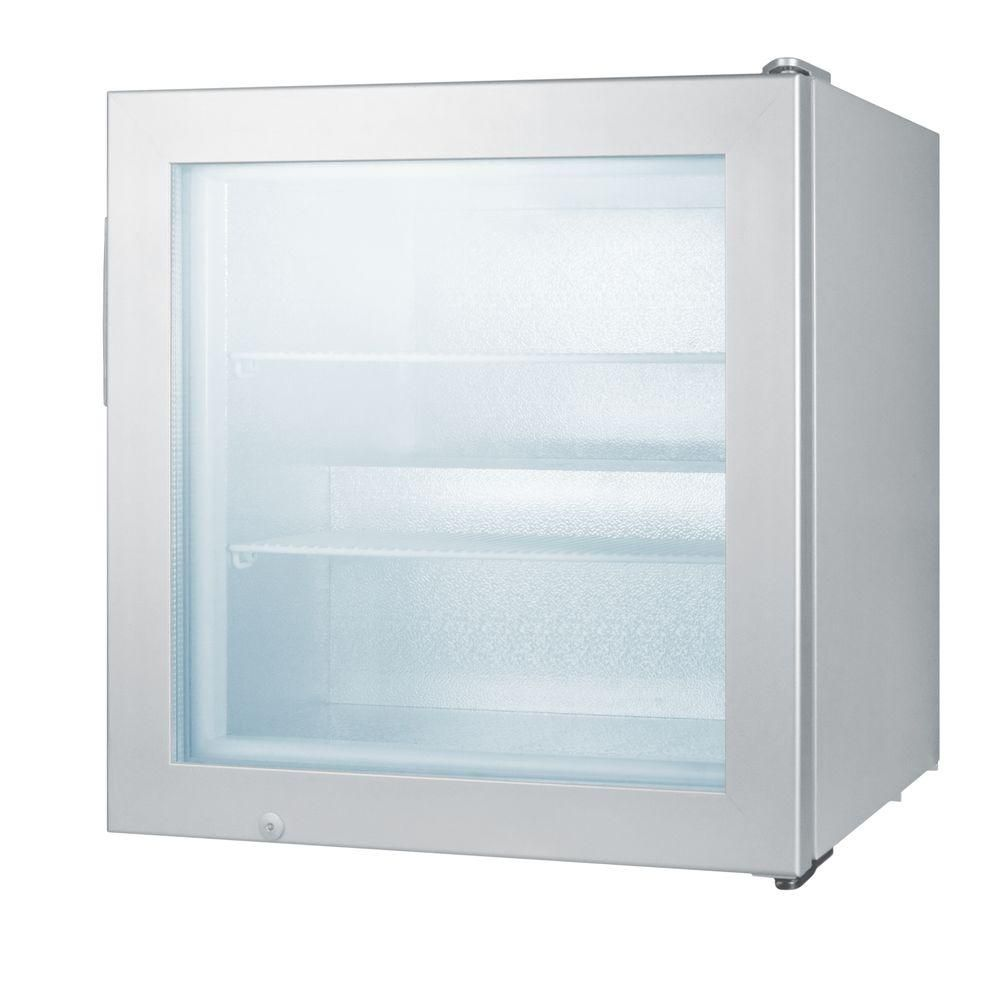 Summit Appliance 2 0 Cu  Ft  Upright Commercial Freezer In