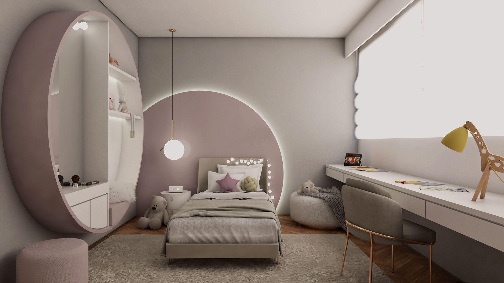 Luxury Kids Bed Room Novocom Top