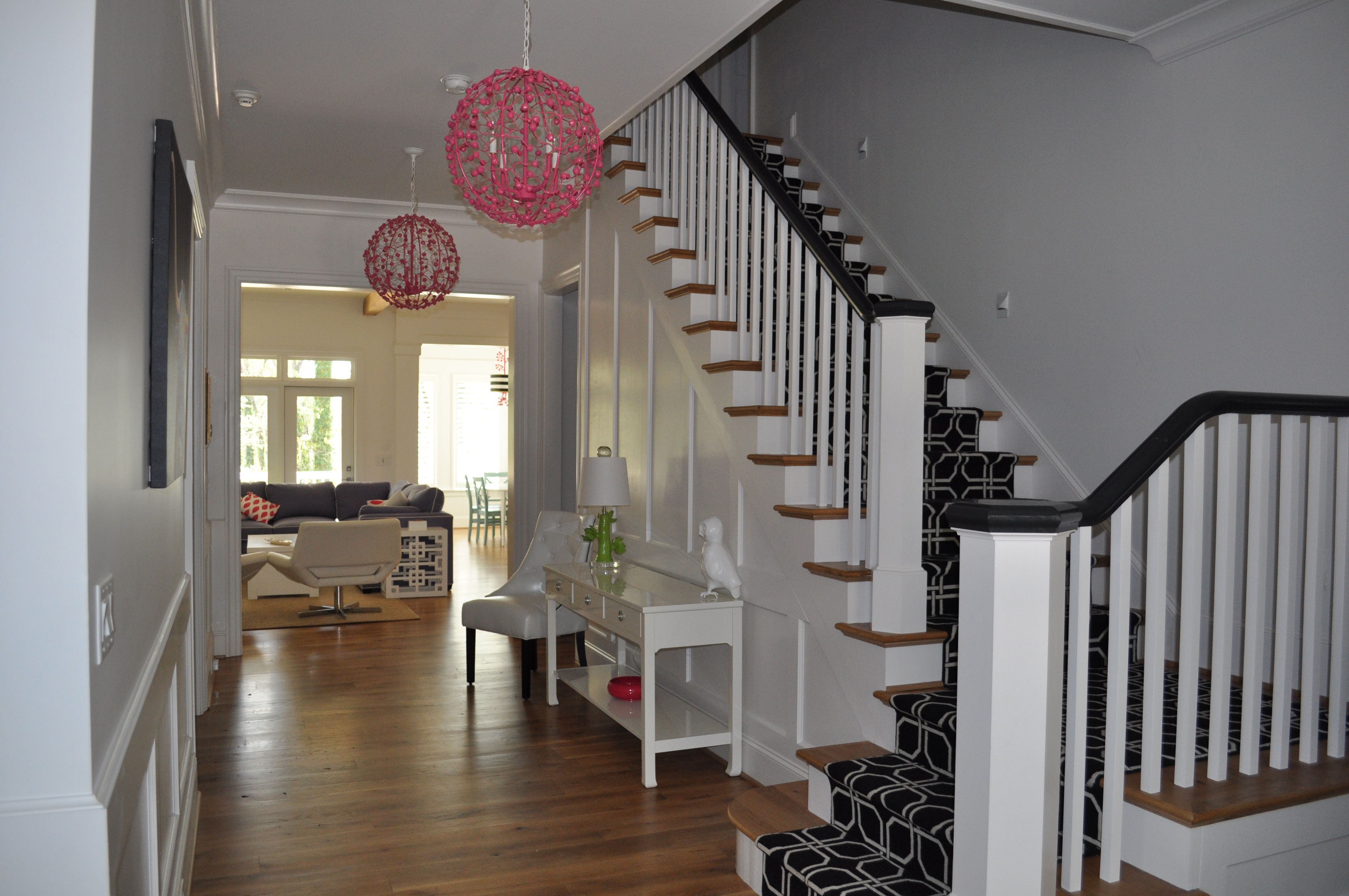 styles steel entrance stairs inspiration area double glossy entryway floor with stained your made handrail ceramic chandelier entrancedelier art black chandeliers good foyer foyerdeliercontemporarydelierentrance crystal exquisite inspired full grand deco custom looking white of home
