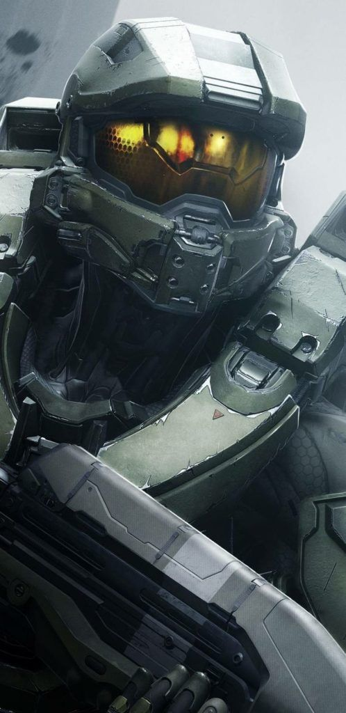 Halo 5 Master Chief Helmet : master, chief, helmet, Story, Cortana, Halo,, Master, Chief,, Spartan