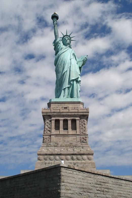 Statue Of Liberty Public Domain Liberty Symbols And Opportunity