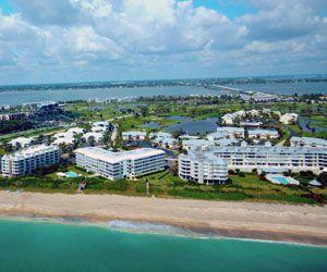 Hutchinson Island Marriott Beach Resort Marina Stuart Florida