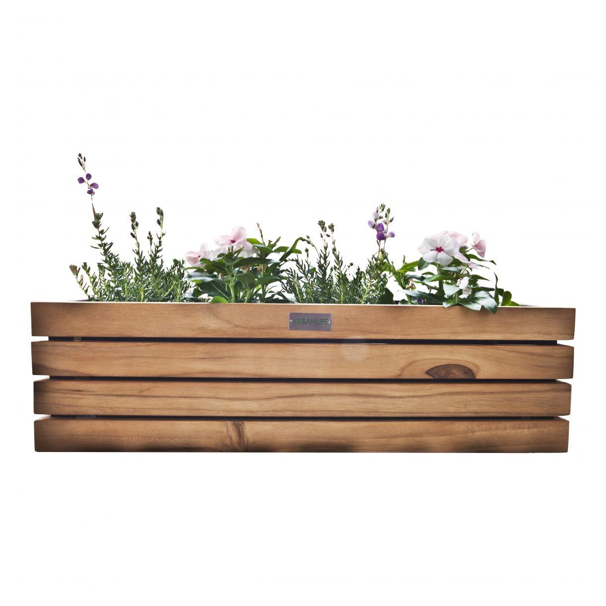 Altanbutikken altankasse teaktræ - 80 cm | altan | pinterest | outdoor furniture