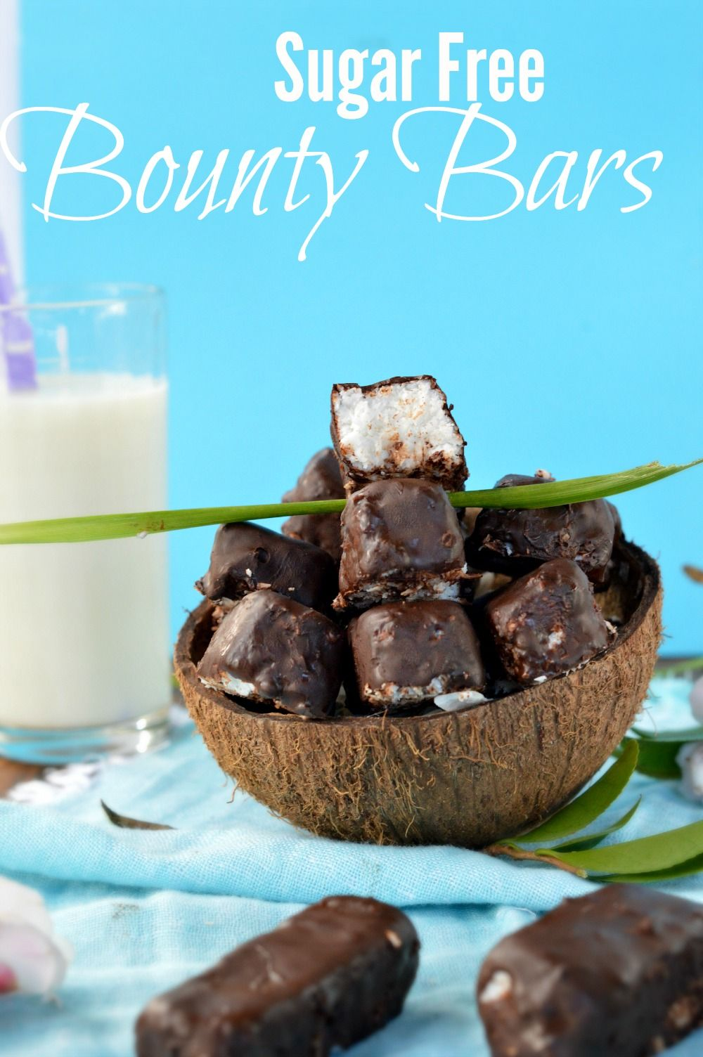 Sugar free bounty bars chocolate and candy pinterest sugar those sugar free bounty bars are gluten free and low fat too perfect for diabetic looking for a sweet treat forumfinder Image collections