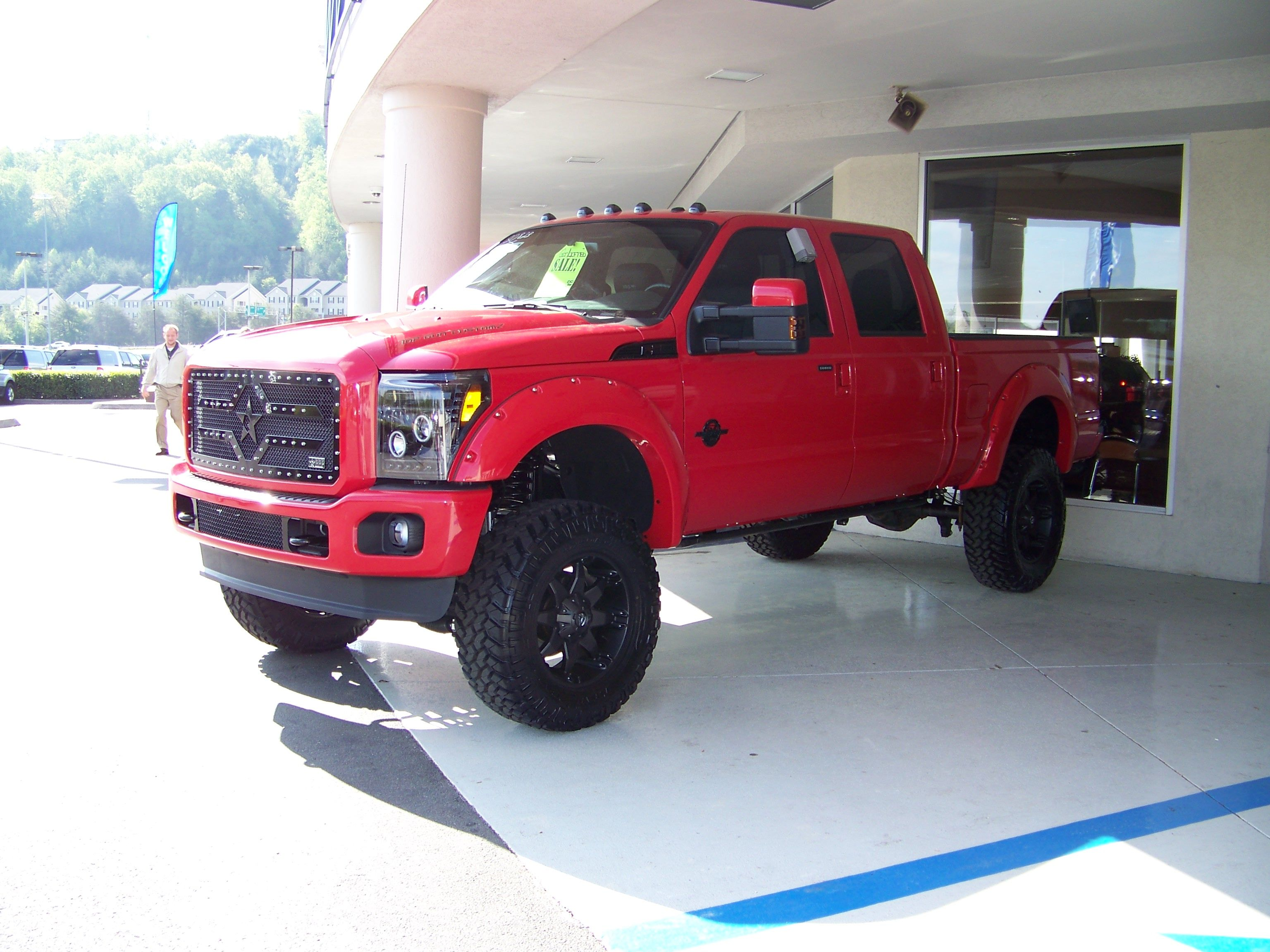 New 2013 ford f 250 modified by top gun customz i want