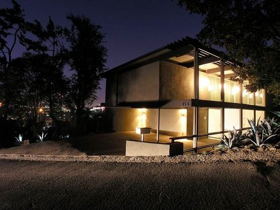 Post modern style house