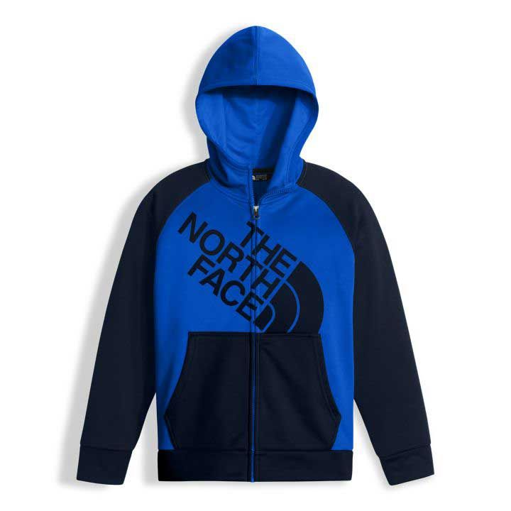 feacbed9a The North Face Surgent Full Zip Hoodie in Bright Cobalt Blue for ...