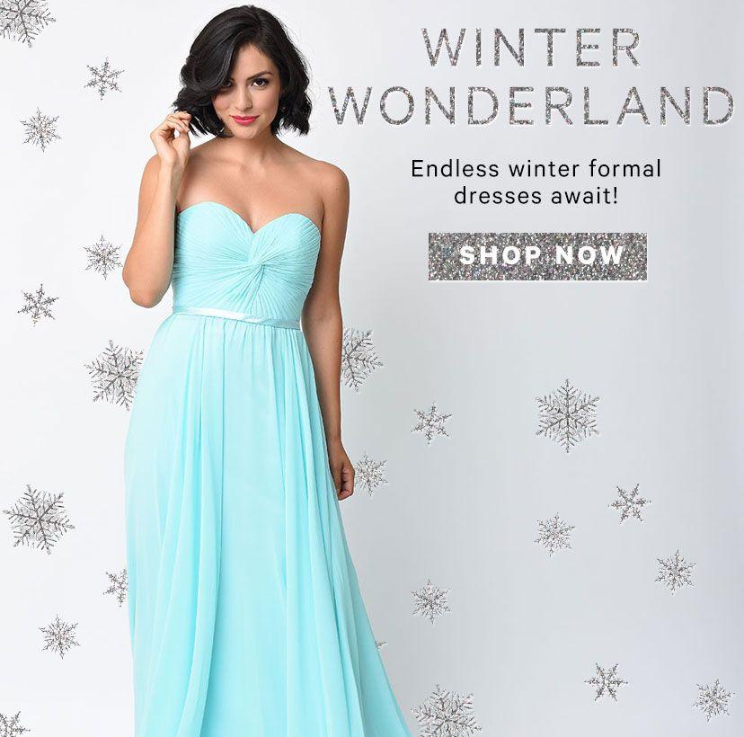 Winter Formal Dresses Uniqueprom Winter Formal Pinterest