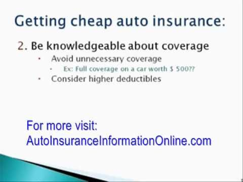 Allstate Auto Insurance Quote Aaa Auto Insurance Quotes  How To Get The Cheapest Rates  Watch .