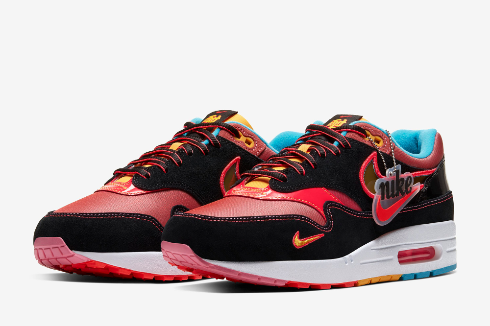 "Nike Air Max 1 ""NYC Chinatown"" in 2020 Sneakers nike air"