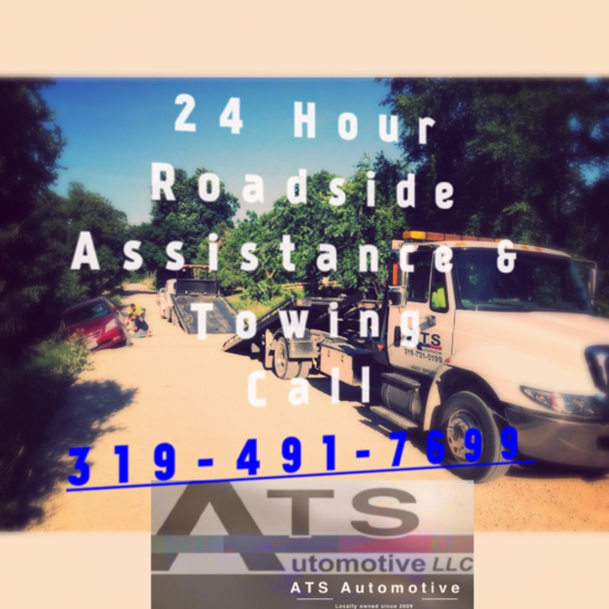 Your local roadside assistance & towing team