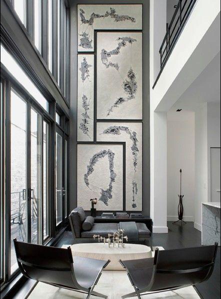 Wohnzimmer Designs, Moderne Wohnzimmer, Einrichten Und Wohnen, Living Room  Wohnzimmer, Innenhof, Innenarchitektur, Malerei, Rund Ums Haus, Von Innen  Nach ...