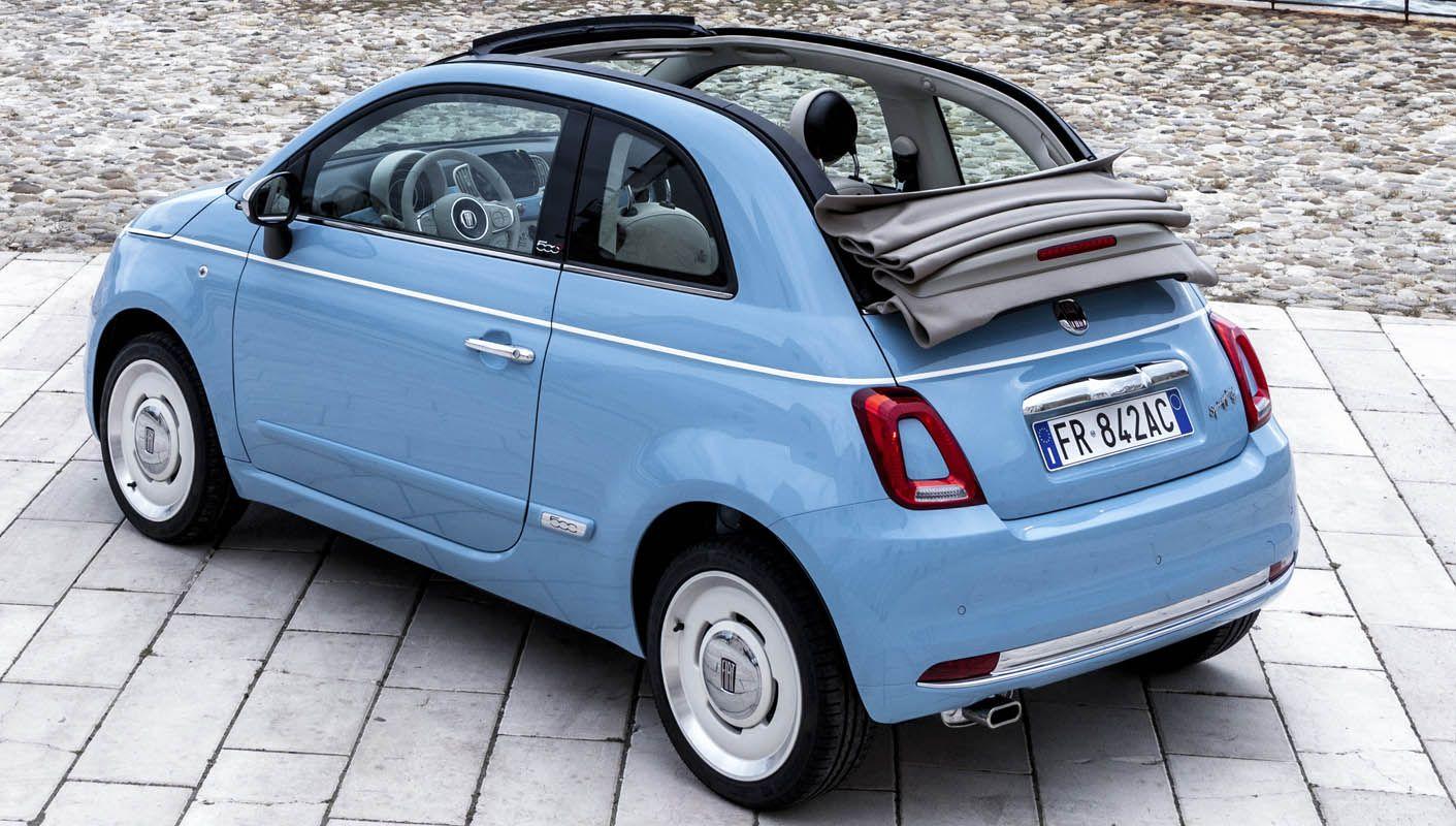 فيات 500 سبياغينا النسخة الأنيقة الأيقونية من السيارة الصغيرة موقع ويلز Fiat 500 Fiat Fiat 500c