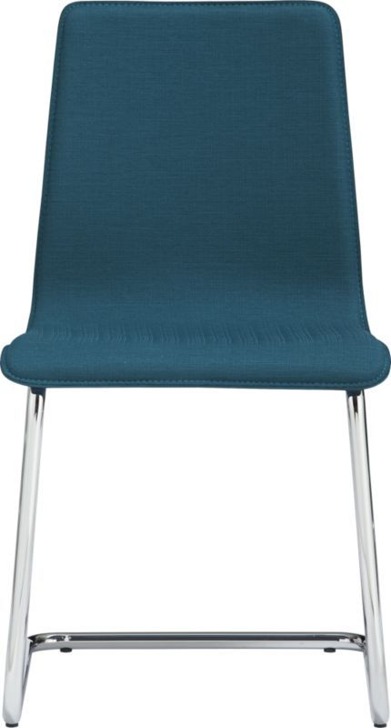 Beau Pony Peacock Chair | CB2 $129