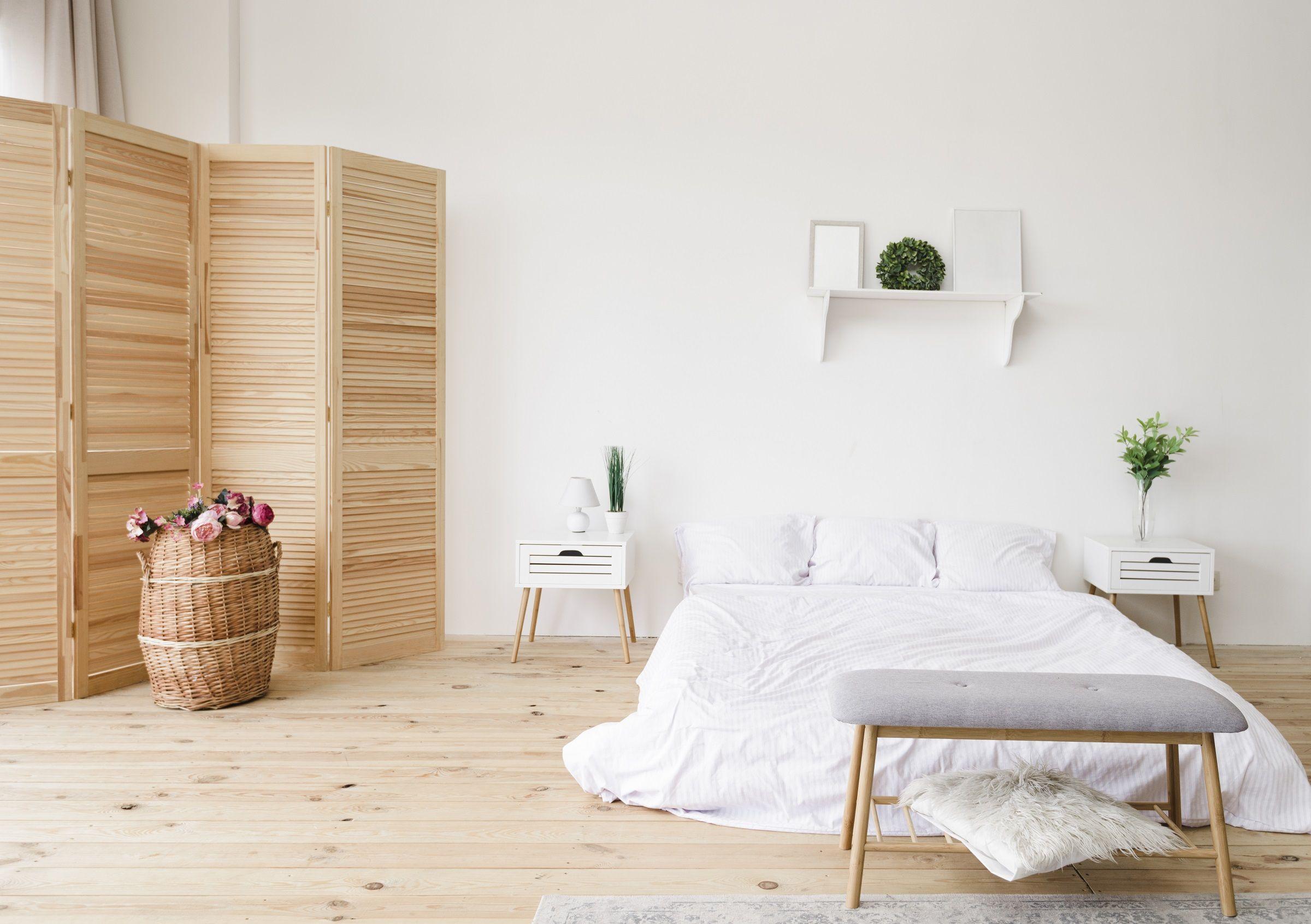 Scandinavian bedroom: tips, design in 2020 | Minimalist ...