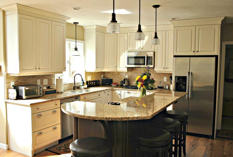 Northborough Ma Kitchen Remodel Kitchen Kitchen Design