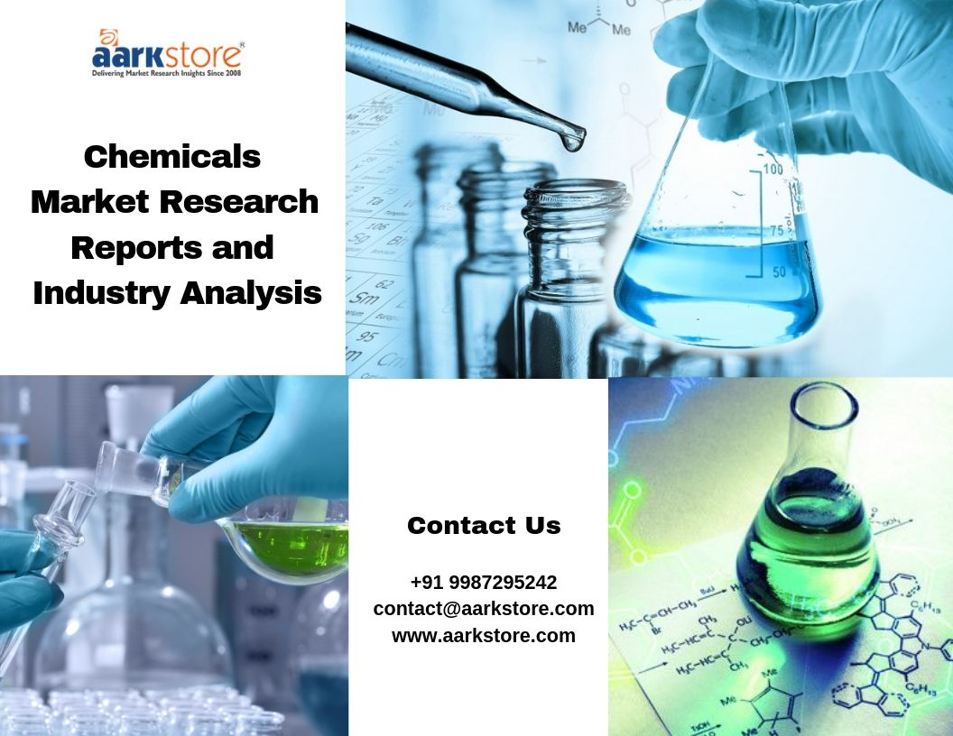 Chemical industry analysis demonstrates products of varied