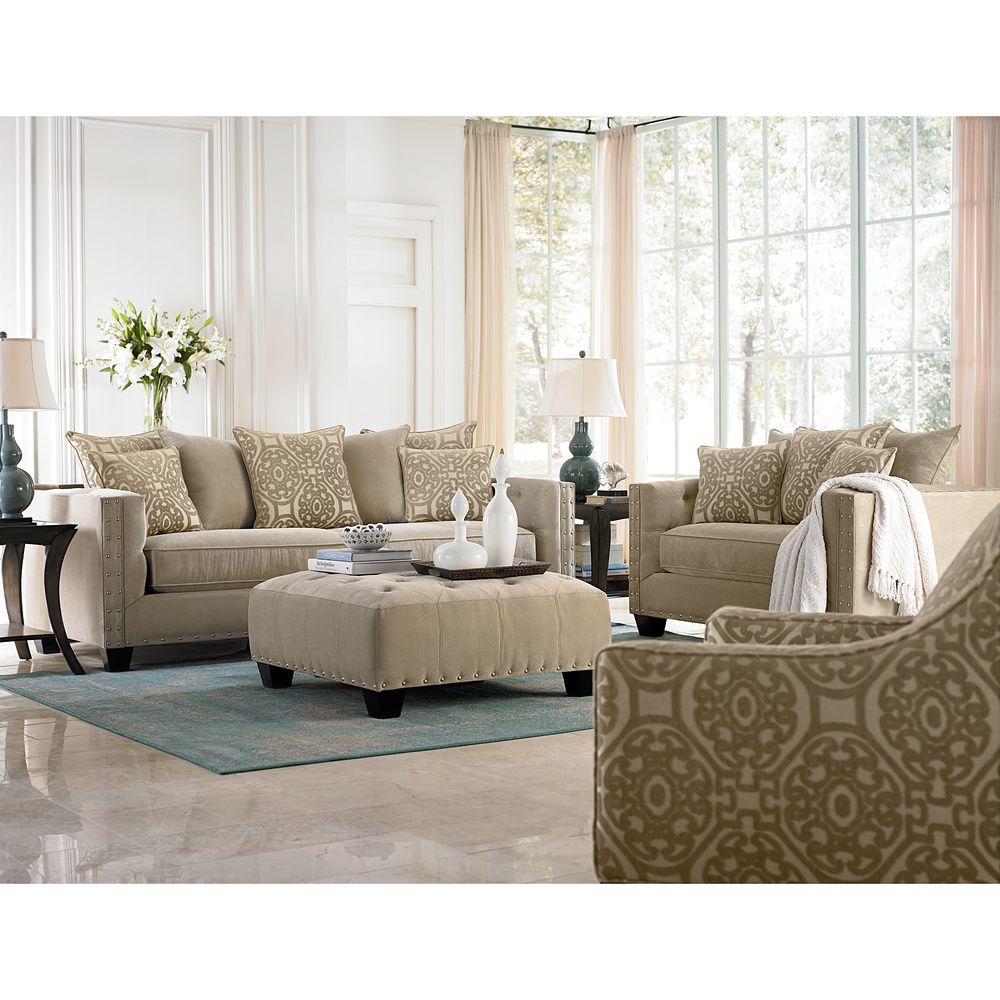 Art Van Sidney Road Sofa   Overstock™ Shopping   Great Deals On Art Van  Furniture. Living Room ...