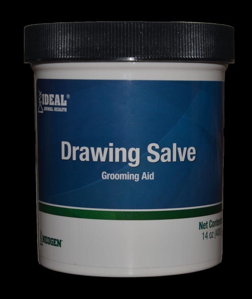 Ichthammol Ointment 20% 14 oz jar Black Drawing Salve