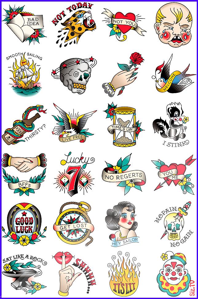 Desenhos De Tattoo Old School Inspiracoes Flash Tattoo Em 2020