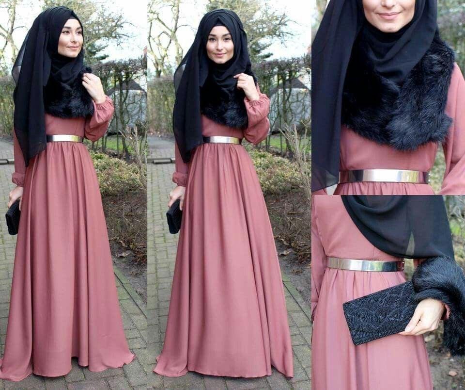 Pin by Zainab Mohamed on Abaya / Hijab / Kaftan / Turban | Pinterest ...