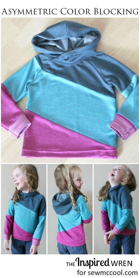 diagonal streifen nähen | Kid\'s Clothes | Pinterest | Streifen ...